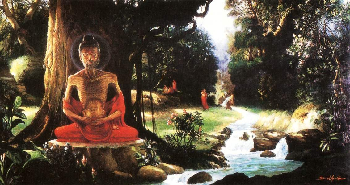 The Story of Prince Siddhartha, founder of Buddhism