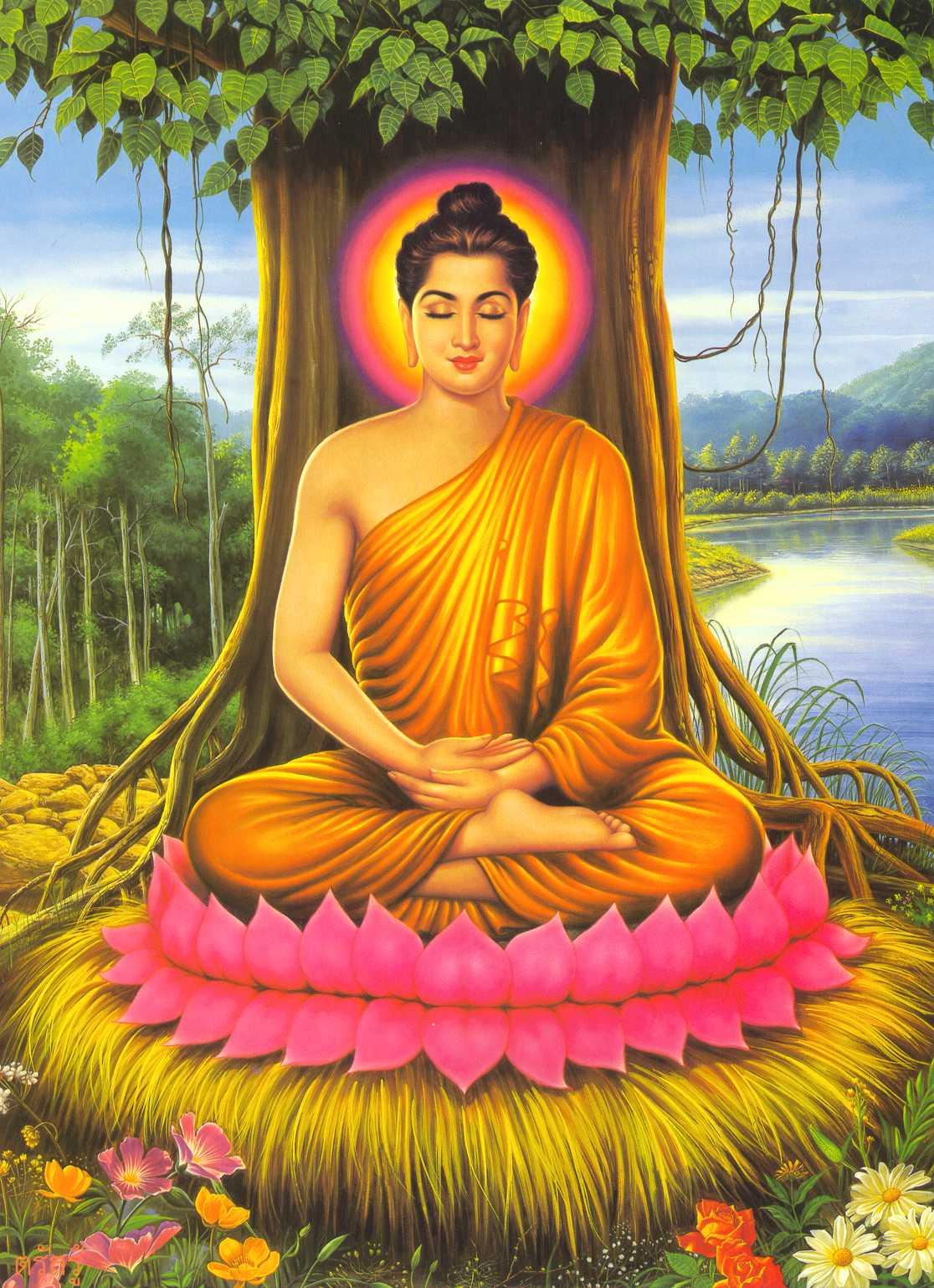 Exceptionnel Image de Bouddha - Bouddhiste LH98