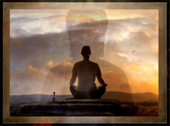 La retraite spirituelle bouddhiste