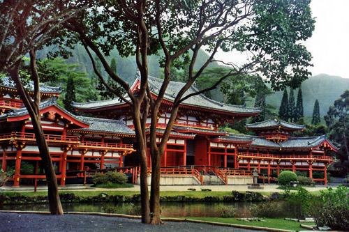 Les temples Bouddhistes au Japon