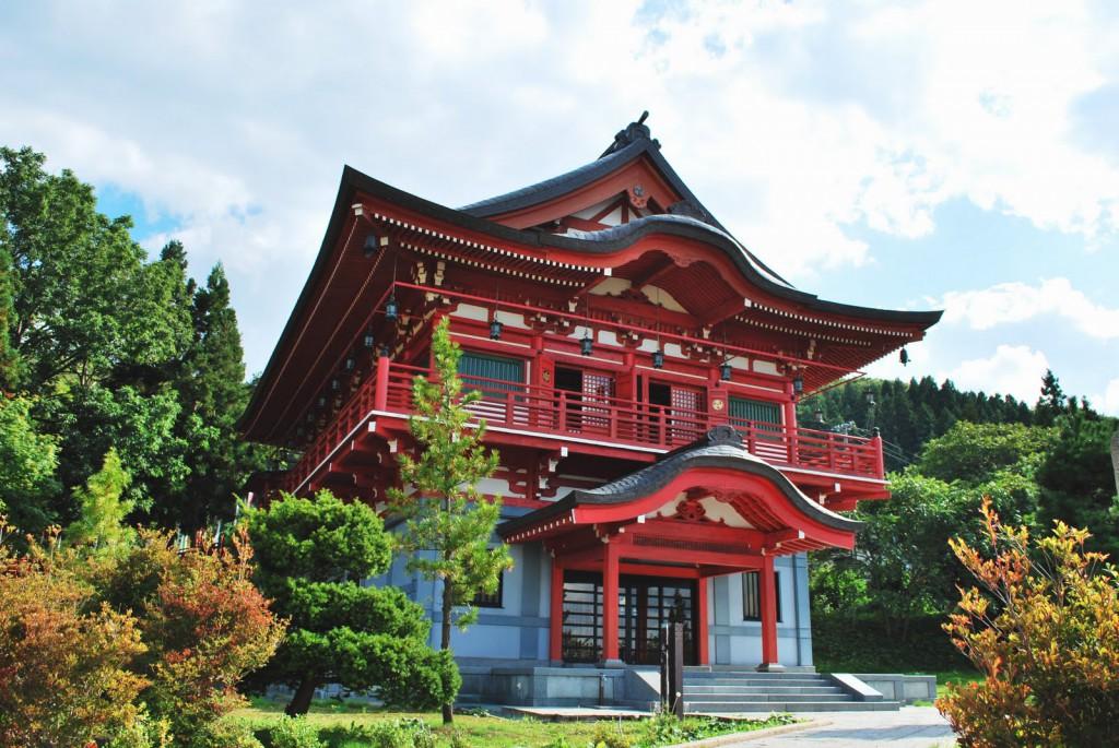 Le temple bouddhiste Enryaku-ji