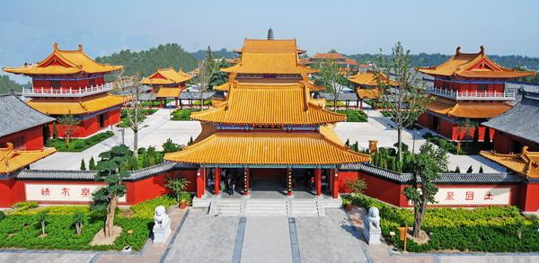 Les temples bouddhistes en Chine